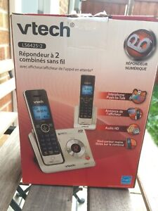 Vtech LS6425-2 Cordless home phone w/Answering machine