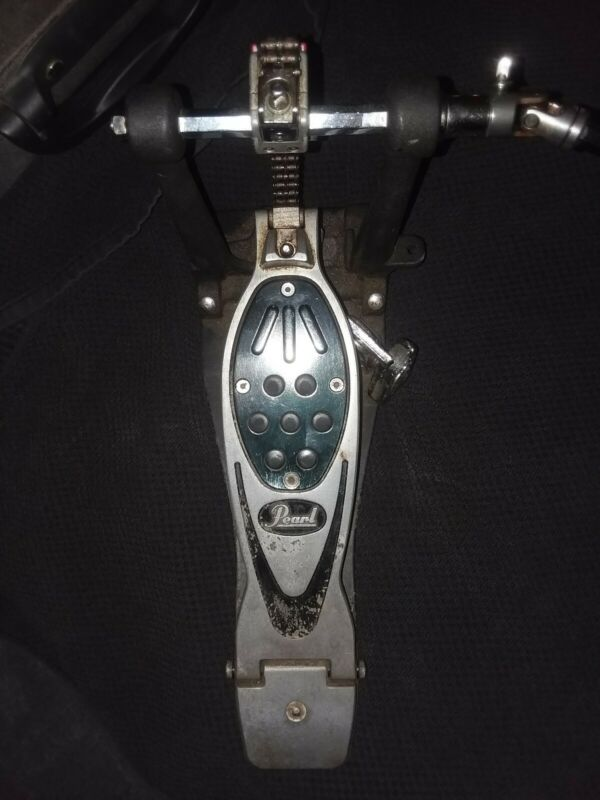 Pearl PowerShifter Eliminator Double Bass Drum Belt Pedal P2002B