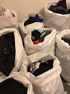BULK CLOTHING FOR SALE - Sell Individual pieces or per kilo Claremont Meadows Penrith Area Preview
