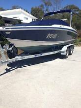 ** $33,500 MUST SELL ! ** FOUR WINNS H210 BOWRIDER SKI/WAKE BOAT Wakerley Brisbane South East Preview