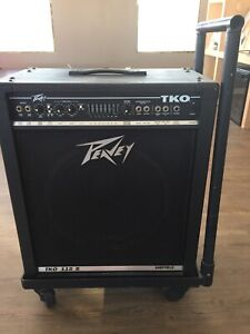 Peavey Bass amp two 115s