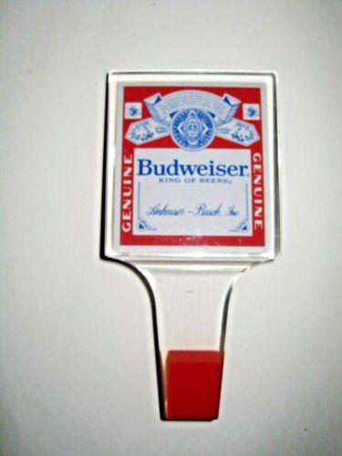 Budweiser King Of Beers Bud Tap Acrylic