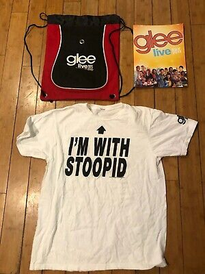 Glee live tour 2011 Prop T Shirt Born This Way