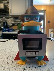 Phineas And Ferb Perry The Platypus Disney Alarm Clock Radio Alarm Clock