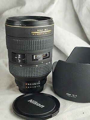 Nikon Zoom Nikkor AF-S 28 - 70mm f/2.8D IF-ED