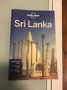 Lonely Planet Korea, Sri Lanka, Thailand Fitzroy Yarra Area Preview