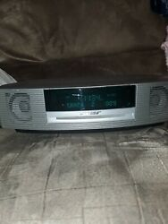 BOSE Wave Music System III CD Player / Radio / Alarm Clock, REMOTE CONTROL