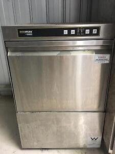 Commercial 502 Hobart Ecomax dishwasher Beulah Park Burnside Area Preview