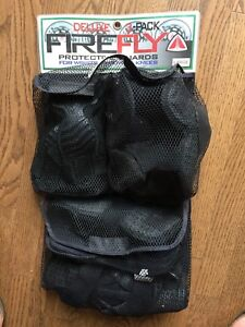 Protective gear - knee pads, elbow and wrist guard set