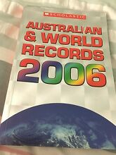 World Records and Ripley's believe it or not Assortment of books Singleton Singleton Area Preview