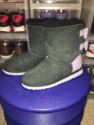 Ugg Sale Girls (*SALE* UGG Australia K Bailey Bow Boot.  GIRL'S Size 4. )