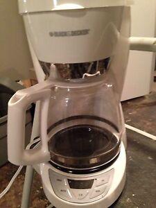 Black and decker coffee maker Edmonton Edmonton Area image 1