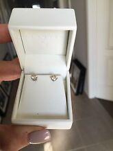 18K Diamond Earrings Elderslie Camden Area Preview