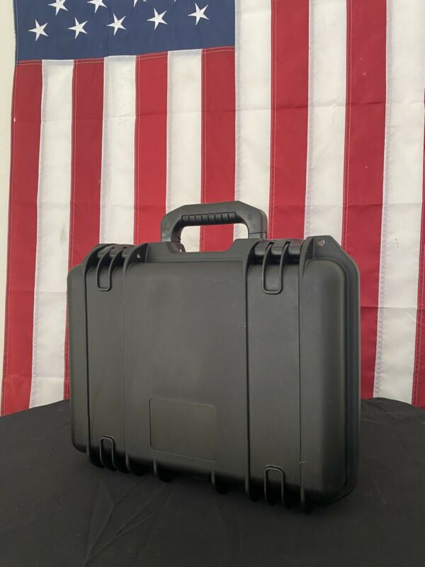 Pelican iM2100 Storm Case (Black) Waterproof Hard Case -W/ New Kaizen Foam