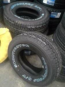 Cheap brand new 4WD Tyre clearance. SALE SALE ! Dandenong Greater Dandenong Preview
