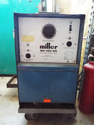 1 Used Miller Sr-150-32 Direct Current Welding Machine Make Offer