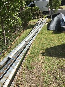 FREE (Decking Frame) Metal Rectangular Bars Bicton Melville Area Preview