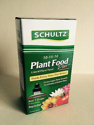 NEW Schultz All Purpose 10-15-10 Plant Food ...