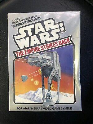 Star Wars: The Empire Strikes Back  (Atari 2600) Sealed