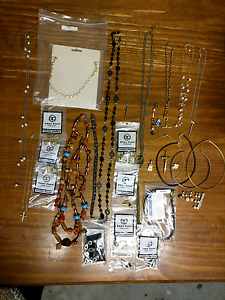 Emma page jewellery - approx 110 pieces of costume jewellery Gordon Tuggeranong Preview