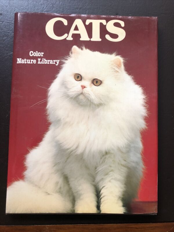 Cats- The Color Nature Library- Peggy Wratten- 1978