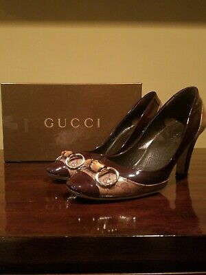 "Gucci Authentic Vintage Women's Shoes Size 9B "" Great Look """