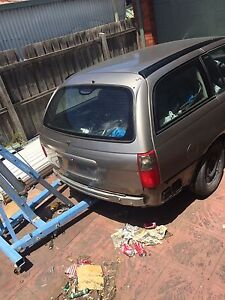2001 Holden commodore station wagon Delahey Brimbank Area Preview