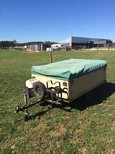 Camper trailer Echunga Mount Barker Area Preview