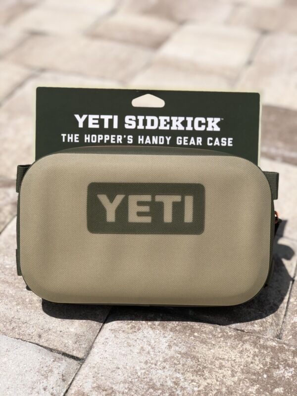 New! YETI Sidekick Gear Case    Field Tan     Sold out in stores!