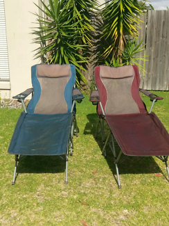 Camping loungers