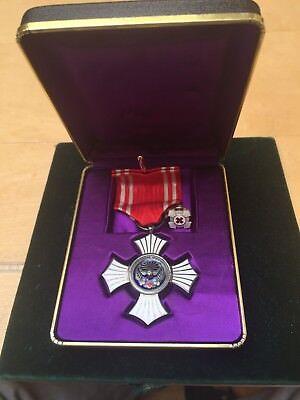 Japanese Red Cross , Cross Of Order Of Merit