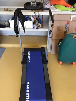 Magnetic treadmill.  Arundel Gold Coast City Preview