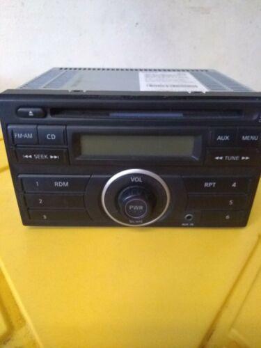 Used 2010 Versa Radio #28185ZW80D
