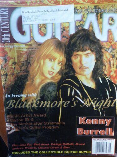 20th Century Guitar Magazine, May,
