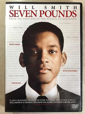 Seven Pounds 2008 - Seven Pounds (DVD, 2008) - E1007
