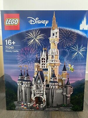 LEGO #71040 Disney Castle Mickey Minnie Donald Daisy Tinker Bell Princess AU