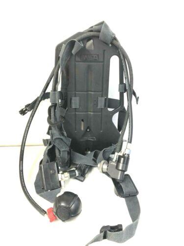 MSA Blackhawk Frame Nightfighter Transmitter Firehawk SCBA Harness Air Pack Fire