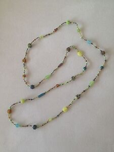 Beautiful Bead Necklace - longer one Kangaroo Point Brisbane South East Preview