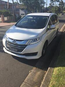 2014 Honda Odyssey Wagon Yagoona Bankstown Area Preview