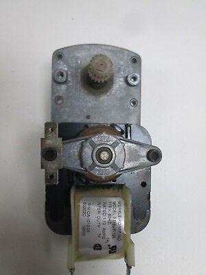 Cappuccino Machine Hopper Motor used in Curtis-cecilware cappuccino machines