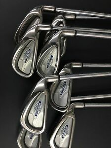 Golf clubs Callaway x14 steelhead irons 4 to PW Daceyville Botany Bay Area Preview