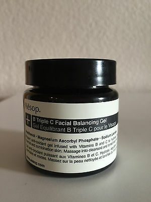 New Aesop B Triple C Facial Balancing Gel 2 fl oz/60 ml $120
