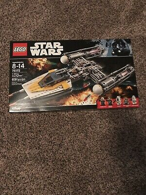 Lego Star Wars Y-Wing Starfighter #75172 New Sealed 691 pcs