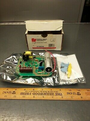 Nos Federal Signal 211052-95 Replacement Strobe Light Power Supply 12-48v