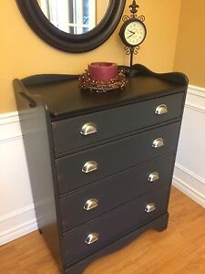 Solid Maple Dresser