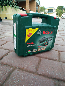 Bosh multisander! Perfect tool for ant sanding around the house! Scarborough Stirling Area Preview