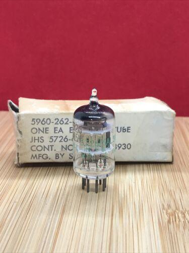 Sylvania 5726 6AL5W Vacuum Tube NOS Tested 100  - $1.95