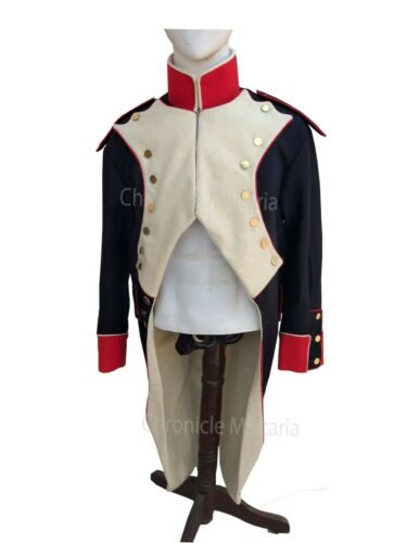 Nepoleonic infantry/Artillery jacket, French reproduction uniform