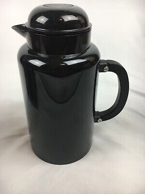 Bodum Chambord  34 Ounce Thermo Double Wall Carafe Black