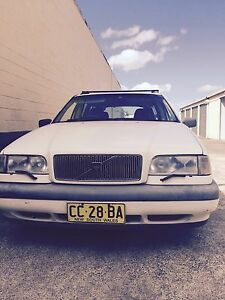 1995 Volvo Other Wagon Clifton Hill Yarra Area Preview